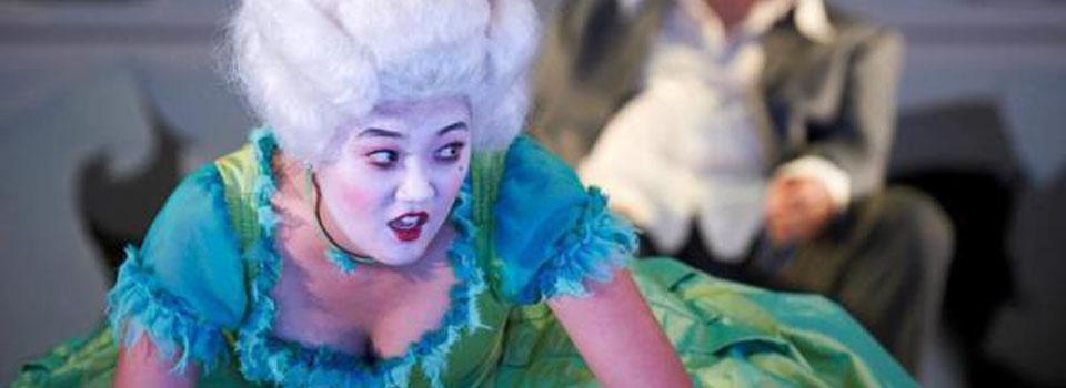 Blonde (Entführung aus dem Serail) Foto: Matthias Baus für Theater Koblenz www.theater-koblenz.de